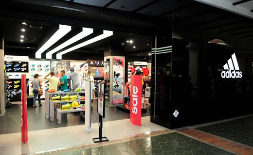 Adidas Cali » Centro Comercial Jardín Plaza. d5e7256c073