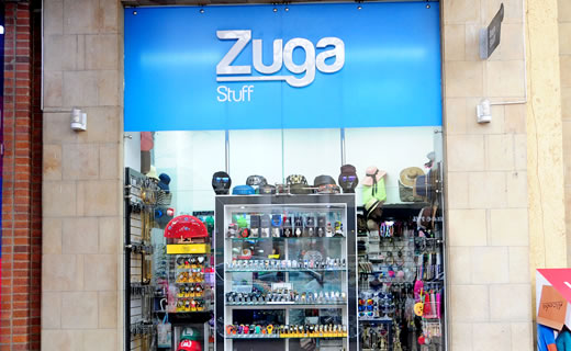 Zuga stuff cali centro comercial jard n plaza for Bodytech cali jardin plaza