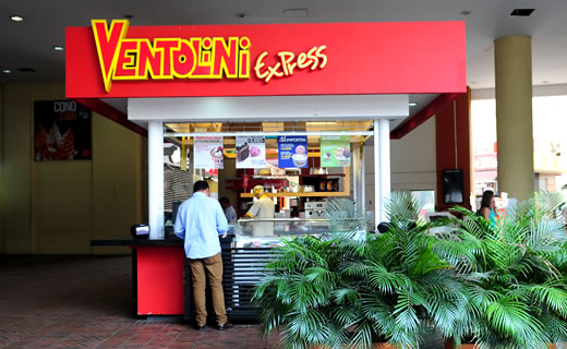Ventolini cali centro comercial jard n plaza for Bodytech cali jardin plaza