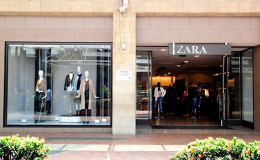 Zara cali centro comercial jard n plaza for Bodytech cali jardin plaza