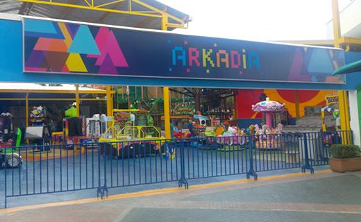 Arkadia cali centro comercial jard n plaza for Bodytech cali jardin plaza