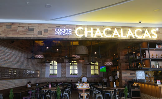Chacalacas cali centro comercial jard n plaza for Bodytech cali jardin plaza